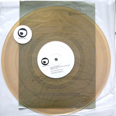 Child 2 - Trance parents (Paul Van Dyk Summer Love remix) clear vinyl promo