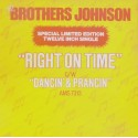 Brothers Johnson - Right on time / Dancin & Prancin