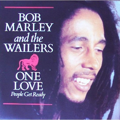 Bob Marley & The Wailers - One love / So much trouble in the world / Keep on moving