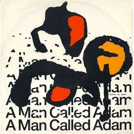 A Man Called Adam - Amoeba (Long Version) / Musica De Amour (Long Version)