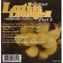 "Abstract Latin Lounge 3 Sampler - Part 2 featuring Moments Of Soul ""Blind"" / Ananda Project ""Glory glory"" (Def Beats) / Society"