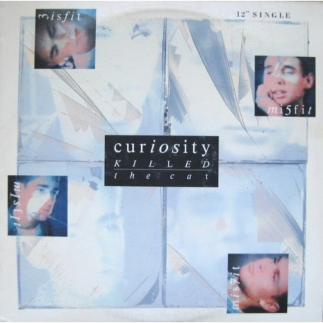 Curiosity Killed The Cat - Misfit (Extended Version / Club mix / Dub mix / 7inch Version)