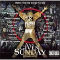 """Any Given Sunday (The Soundtrack) - 2LP featuring LL Cool J """"Shut em down"""" / Mobb Deep """"Never goin back"""" / Trick Daddy & Trina """""""