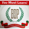 Boogie Down Productions - You must learn (remix) / Jah Rulez / World peace