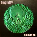 Bodycount - Necessary evil (Original + Live) / Bowels of the devil (live) 10 picture disc
