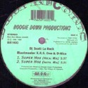 Boogie Down Productions - Super hoe (Vocal / Instrumental mixes) / Scott LaRock Megamix