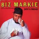 Biz Markie - Just a friend (LP Version / Instrumental)