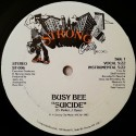 Busy Bee - Suicide (Vocal mix / Instrumental mix / Dub mix)