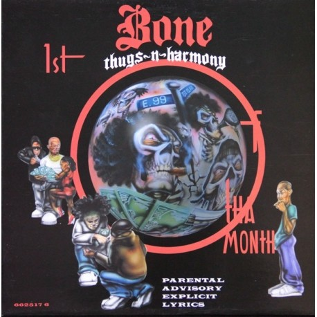 Bone Thugs N Harmony - 1st of tha month (Radio Edit With Bone / Album Version / Acappella / The Kruder And Dorfmeister Session (