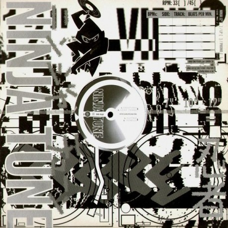 Amon Tobin - Creatures + 3 other tracks