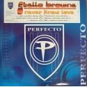 Stella Browne - Never knew love (Bini & Martini Ocean mix / Bini & Martini Ocean Dub / 10000 BC Latin Lover mix / 10000 BC Latin