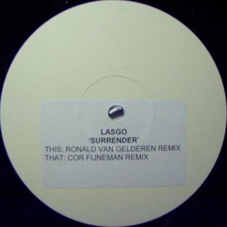Lasgo - Surrender (Ronald Van Gelderen Remix / Cor Fijneman Remix) Promo