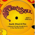 Earth Wind & Fire - Moment of truth (re edit) / Fan the fire / Bad time / Come on children