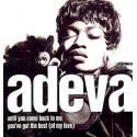 Adeva - Musical freedom (Full Length Version) / Until you come back to me (Frankie Knuckles Remix) / Youve got the best (LP Vers