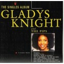 Gladys Knight & The Pips - The Singles Album featuring 18 tracks including Licence to kill / Help me make it / Bourgie bourgie /