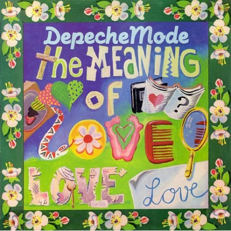 Depeche Mode - The meaning of love (Fairly Odd mix) / Oberkorn (Development mix)