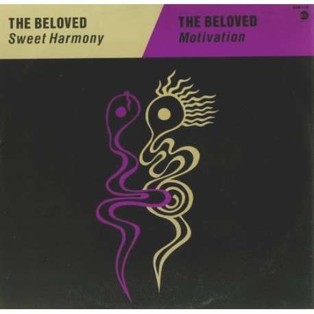 Beloved - Sweet harmony (Live The Dream mix / Love The Dub mix / Fertility Dance mix) / Motivation (Empathised / Energized) Prom