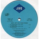 Jazzy Jeff & Fresh Prince - The magnificent Jazzy Jeff (Original mix / Instrumental) / The Megadope Mix featuring Didn't even tr