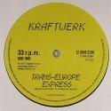 Kraftwerk - Trans Europe Express (13.53 Full Length Version / 5.56 Version)