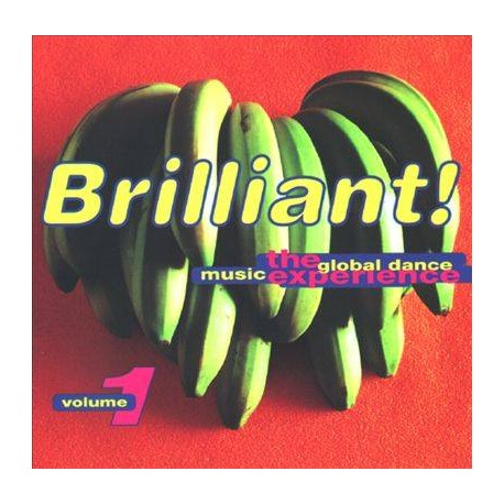 "Brilliant Volume 1 - 2LP compilation featuring Judy Cheeks ""So in love"" / MK ""Always"" / K Klass ""Dont stop"" / Adeva ""Im the one"