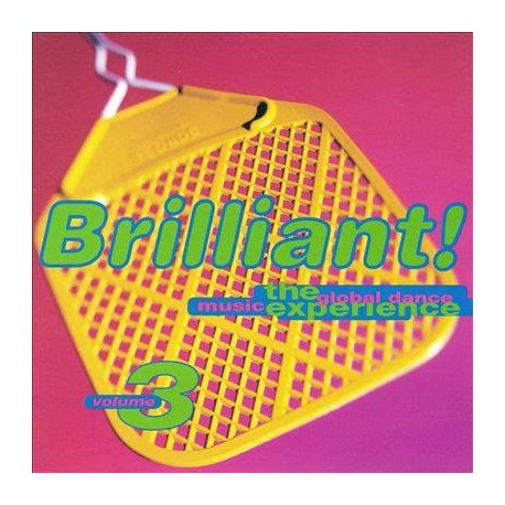 "Brilliant Volume 3 - 2LP compilation featuring Judy Cheeks ""Reach""(BIR mix) / MK ""Love changes"" / Diana Ross ""Upside down"" (Mora"