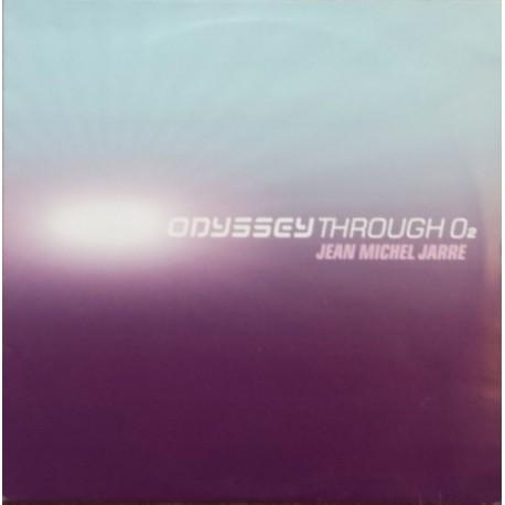 Jean Michel Jarre - Odyssey through O2  LP Sampler featuring Oxygene 8 (Boodjie & Veronica mix) / Oxygene 12 (Claude Monnet mix)