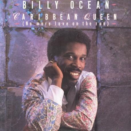 Billy Ocean - Caribbean queen / African queen / Dancefloor