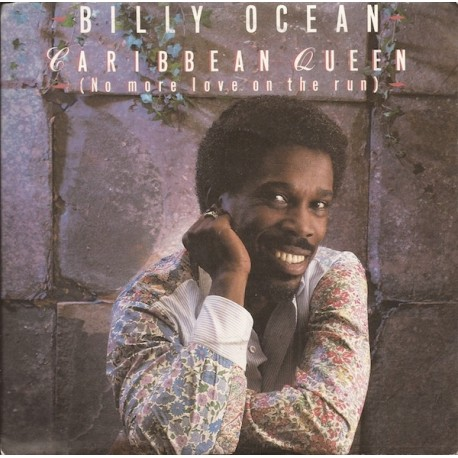 Billy Ocean - Caribbean queen (Extended Version) / European queen (Original Version) / Dancefloor (Extended Version)