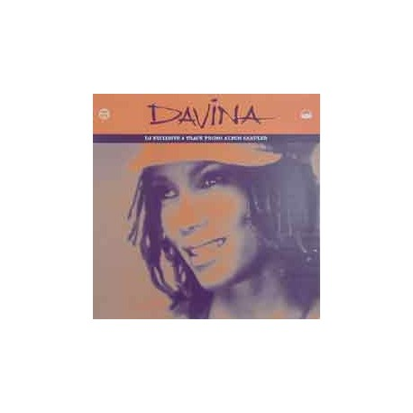 Davina - LP Sampler featuring So good / Getz no where / Come over to my place / Cant help it (Promo)