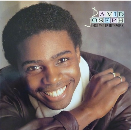 David Joseph - Lets live it up (Vocal Mix / Instrumental)
