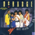DeBarge - Whos holding Donna now / Be my lady
