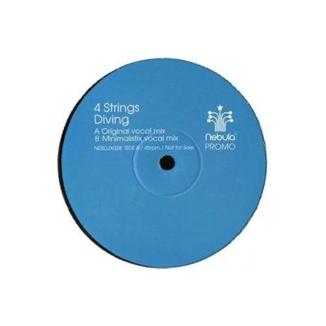 4 Strings - Diving (Original Vocal mix / Minimalistix Vocal mix) Promo
