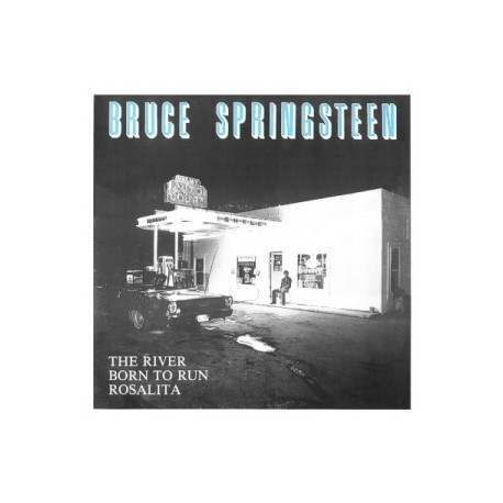 Bruce Springsteen - The river / Born to run / Rosalita