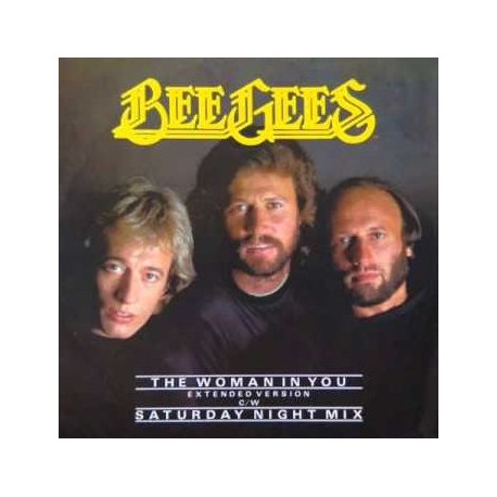 Bee Gees - The Saturday Night Mix featuring More than a woman, Stayin alive, Night fever, Jive talkin & You should be dancin.