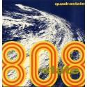 808 State - Quadrastate LP featuring  Pacific state (Original Version) / 106 / State ritual / Disco state / Firecracker / State