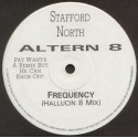 Altern 8 - Frequency (Hallucin 8 mix) / Interview (Recorded outside Shelley's nightclub) Limited Edition.