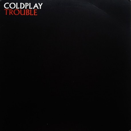 Coldplay - Trouble (Original Version) / Brothers and sisters / Shiver (Recorded live on Jo Whiley's Lunchtime Social) Very Rare