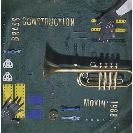 Brass Construction - Movin (Original 8.38 Long Version) / The Brass Construction Reconstruction Megamix featuring Movin / Walkin