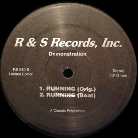 Black Ivory / Lenny Williams - Mainline (Long Version) / You got me running (Full Length Version / Beats)