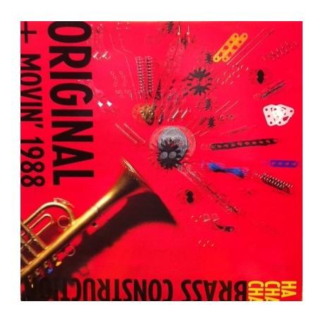 Brass Construction - Ha Cha Cha (Original Version / New York Mix) / Movin 1988