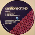 A Million Sons - Misti blu (Original mix / Carlito's Way mix / Neo n Madasafish mix) Promo
