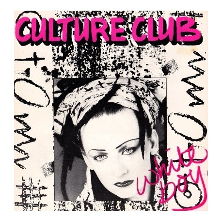 Culture Club - White boy (Extended Version) / Love twist