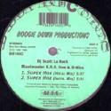 Boogie Down Productions - Super hoe (Vocal / Instrumental mixes) / Scott LaRock Megamix