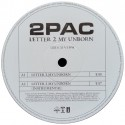 2 Pac - Letter 2 my unborn (2 mixes) / Hell 4 a hustler / Killuminati (promo)