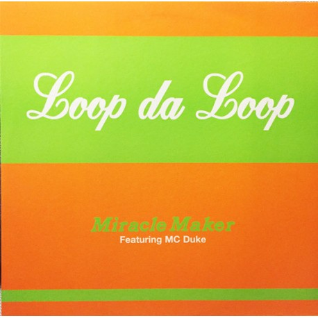 Loop Da Loop featuring MC Duke - Miracle maker (Bobby Dazzler Original mix / Jump Up House Mix Jules Edit / Johan S Toxic Rock m