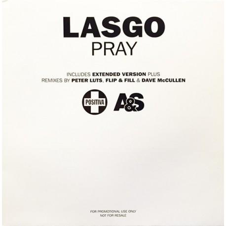 Lasgo - Pray (Extended Version / Peter Luts Remix / Dave McCullen Remix / Flip & Fill Remix) Doublepack Promo