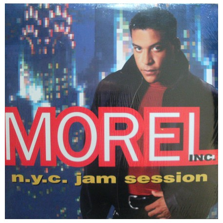 Morel Ink - NYC jam session (3 LP) 11 tracks including Why not believe in him/ Morels Sax groove & Right on time