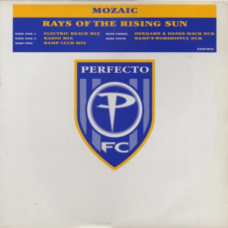 Mozaic - Ray of the rising sun