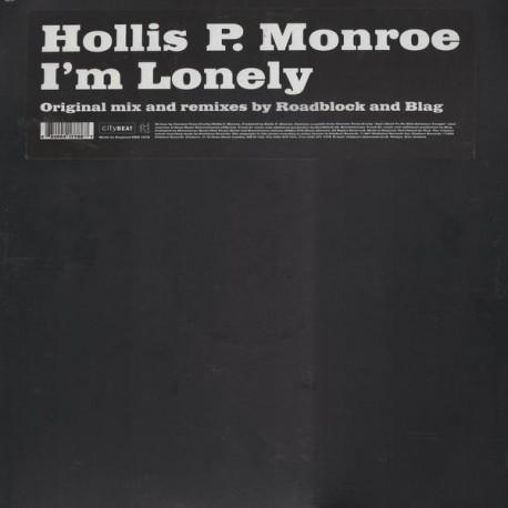 Hollis P Monroe - I'm lonely (Original mix / Roadblock Remix / Blag Remix) Promo