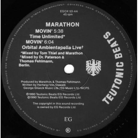 Marathon - Movin'